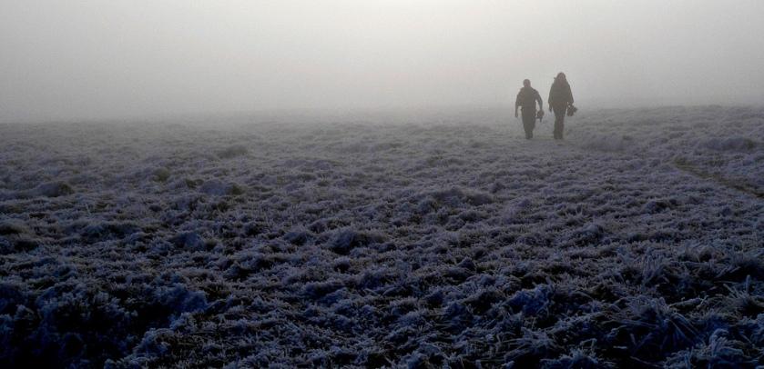 Black Mountains near Abergavenny, Wales. Photo: Les Haines/CC/flickr